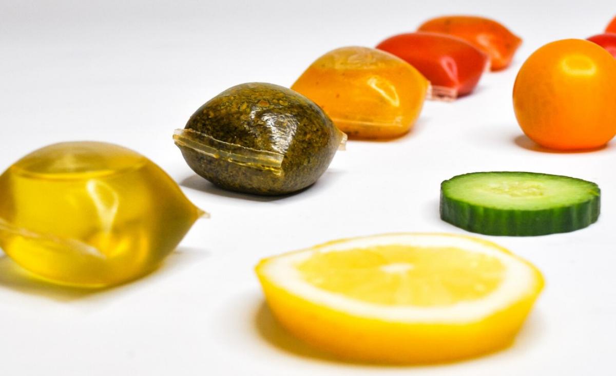 Biodegradowalne wynalazki i jadalne opakowania