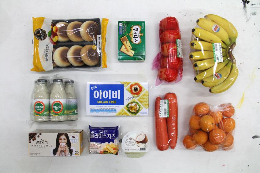 Karolina Breguła: Seul, zakupy