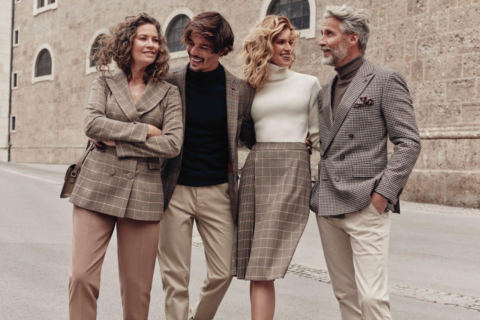 Najnowsza kolekcja Lavard to połączenie nowoczesnej garderoby dla kobiet i mężczyzn zainspirowana włoskim i angielskim krawiectwem. (Fot. materiały prasowe)