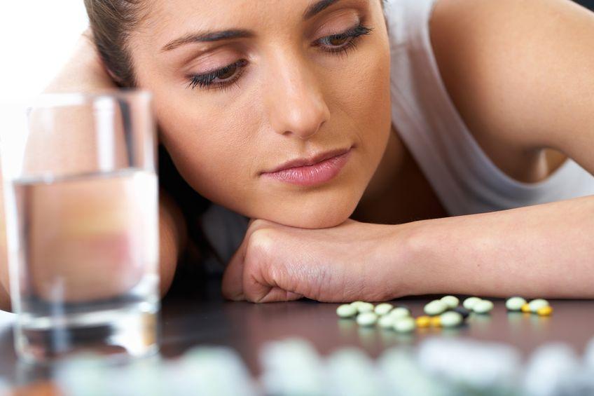 Naturalne leki na depresję