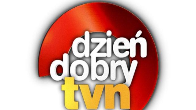 Maia Sobczak w DD Tvn