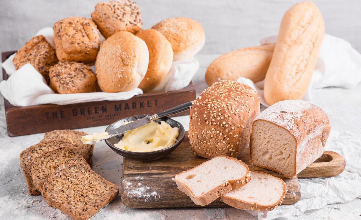 Dieta bezglutenowa – wypieki spod znaku Przekreślonego Kłosa