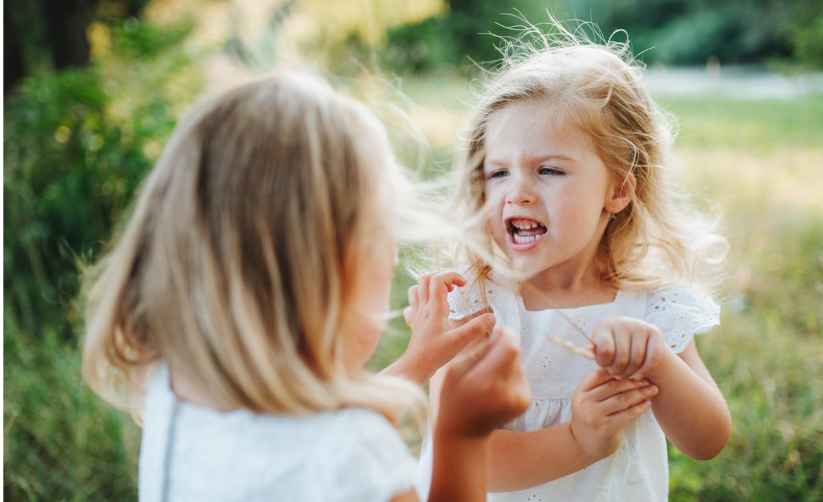 Pozwólmy dzieciom się kłócić