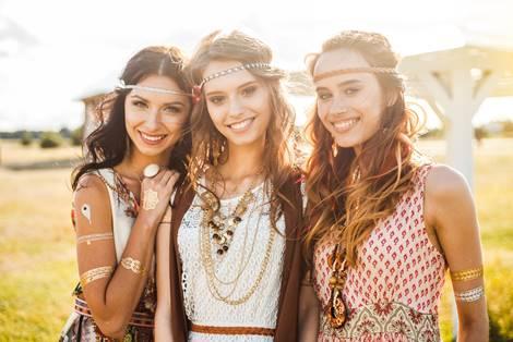 Festiwalowe etno od marki Gatta