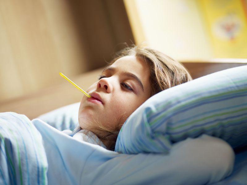 Dlaczego dzieci udają, że są chore?