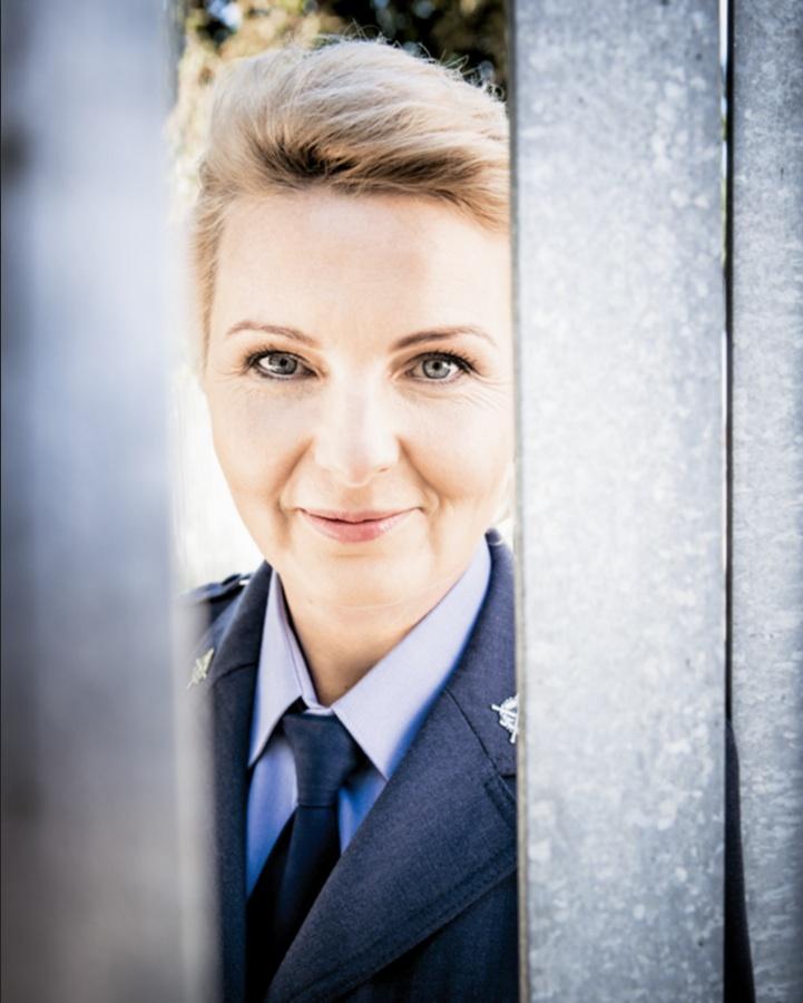 Ewa Moczulska, fot. Rafał Masłow
