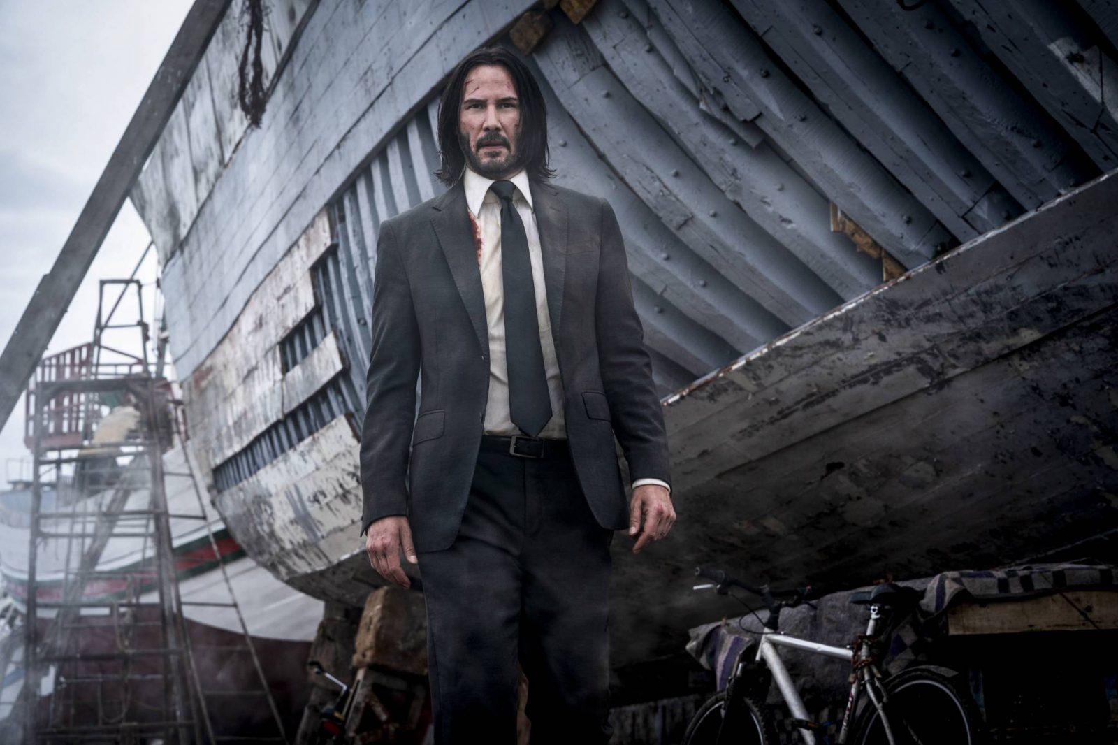 Keanu Reeves: Akceptacja samego siebie to wspaniała cecha
