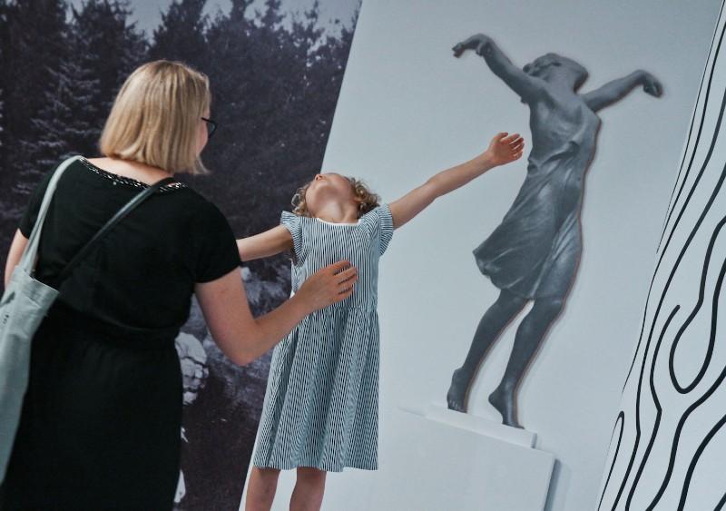 """Integracja sensoryczna w muzeum! Nowa wystawa """"Praga sensorycznie"""""""