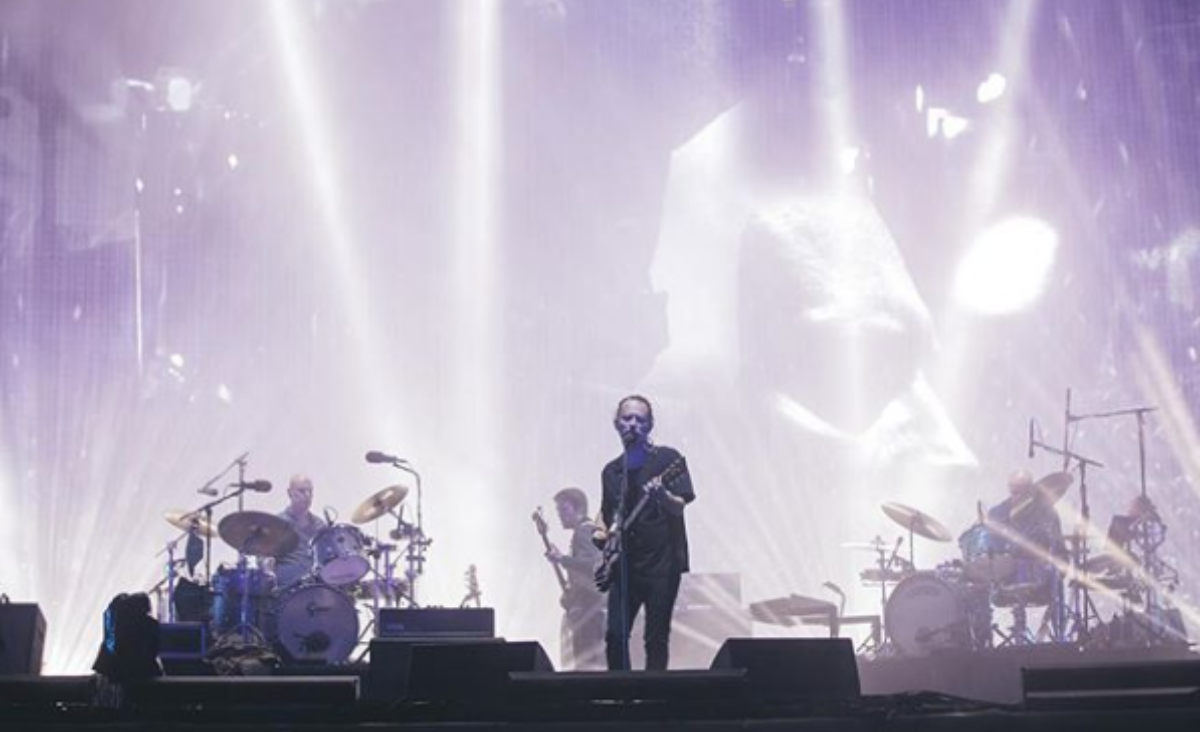 Zobacz retransmisje kultowych koncertów z festiwalu Open'er