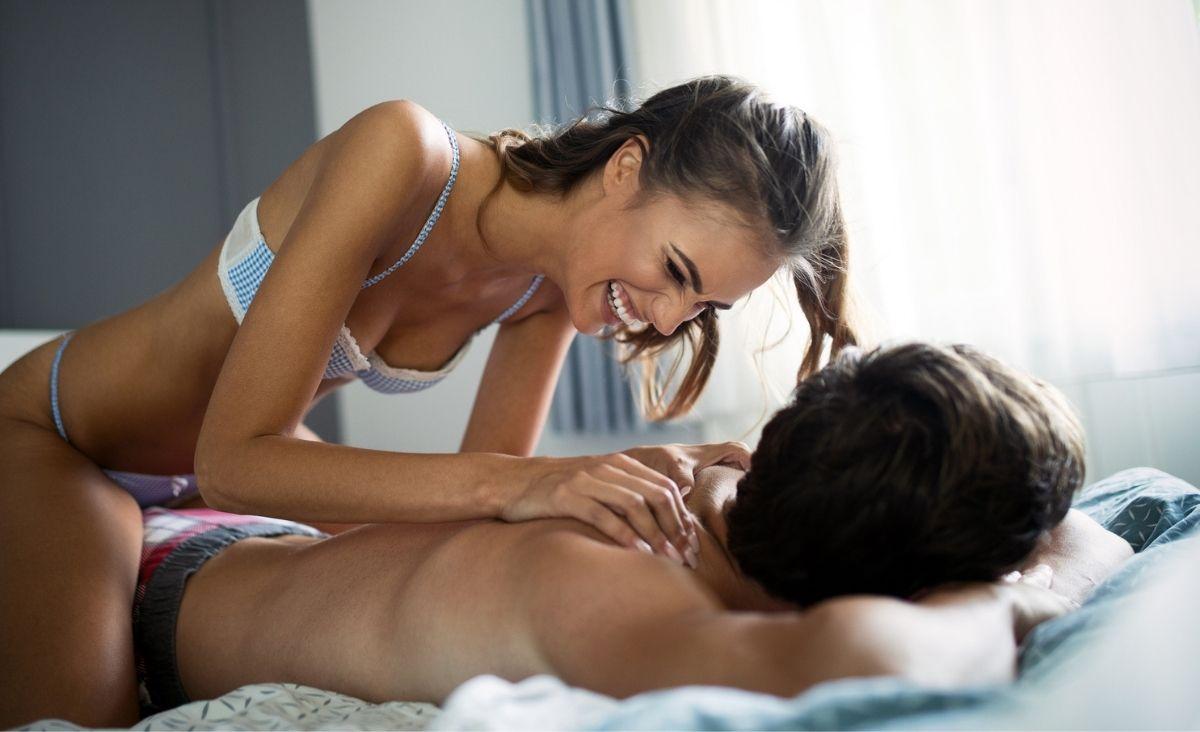 Masaż pomaga na seks