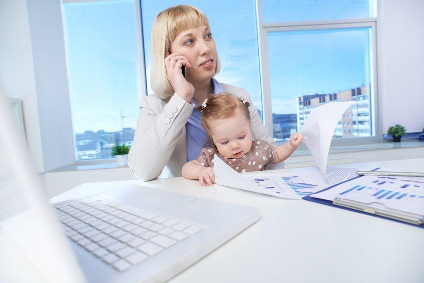 Mama wraca do gry: praca po urlopie macierzyńskim