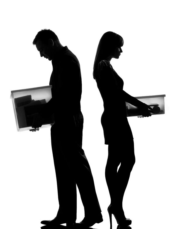 Współczucie pomaga przeżyć rozwód