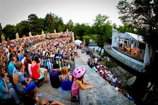 Letnia trasa koncertowa Młodej Polskiej Filharmonii: 3 – 5 sierpnia 2012 - Owacje na stojąco!