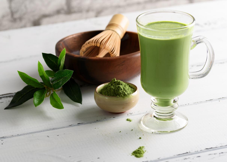 Matcha – herbata, która pozwala zachować spokój