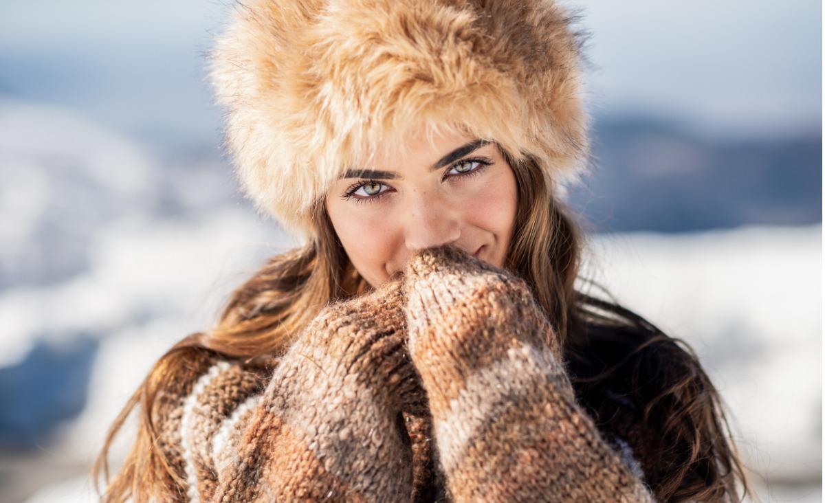 Zimno krzepi - sekret piękna i młodości