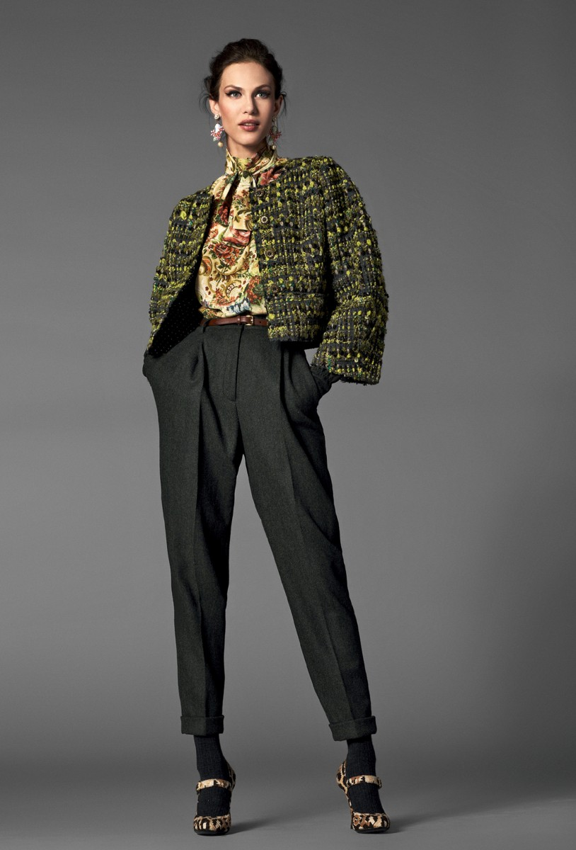 Kolekcja Dolce& Gabbana