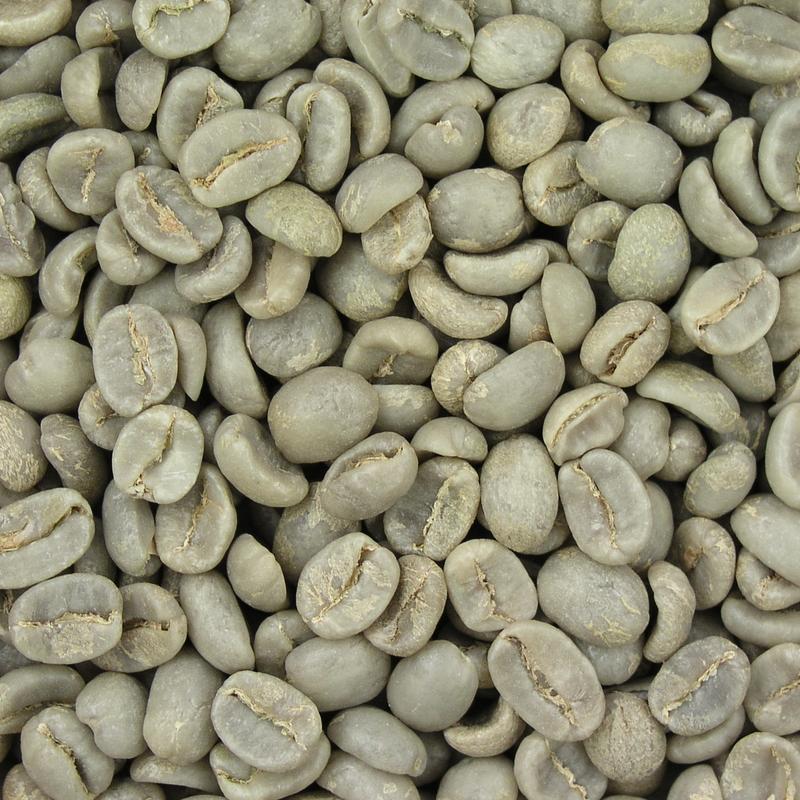Jak działa zielona kawa?