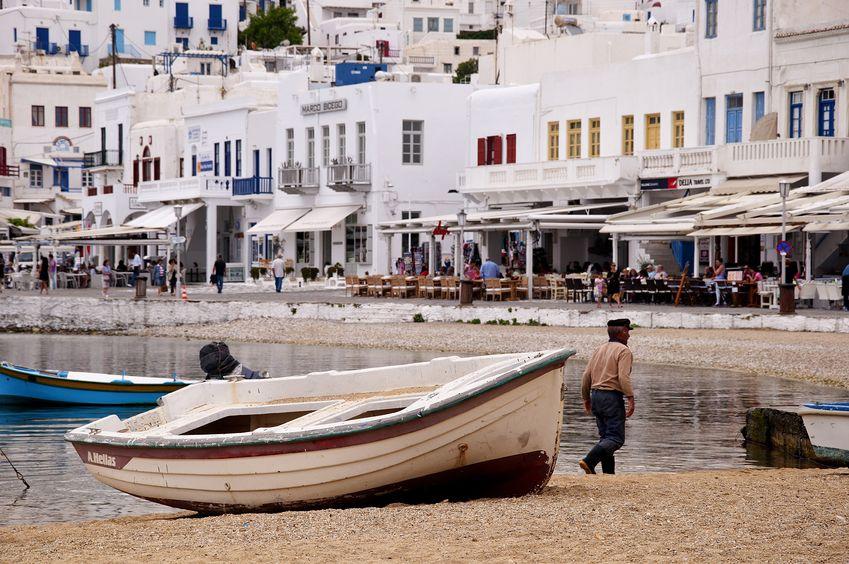 Grecja. Kraj 6000 wysp i wysepek
