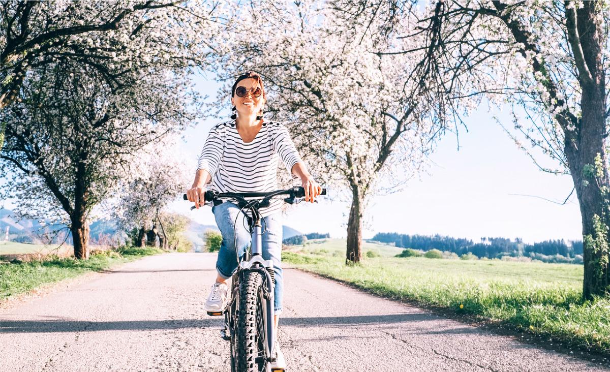 Wakacje w Polsce - najciekawsze miejsca na rowerowe wycieczki