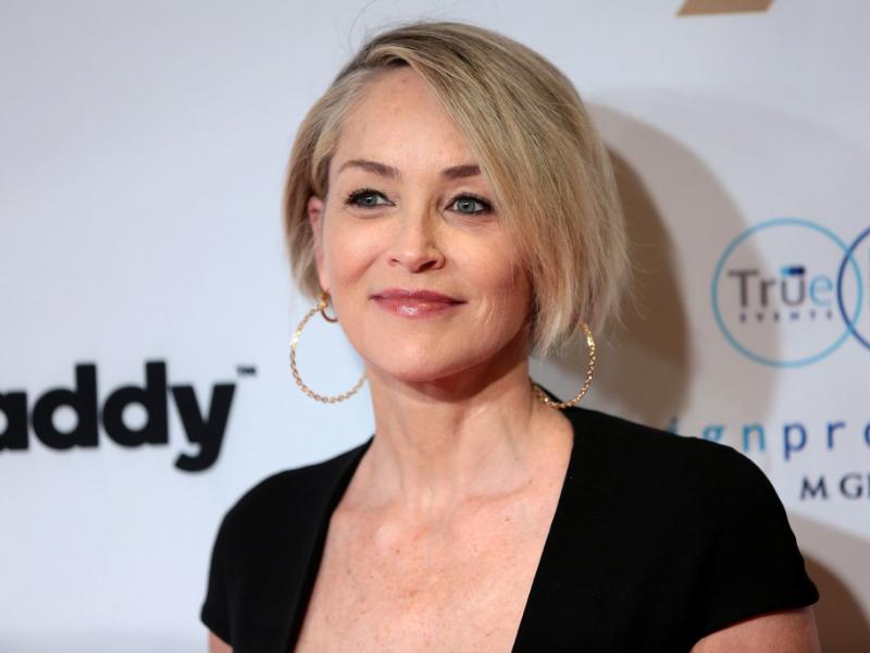 Sharon Stone: Nowy początek