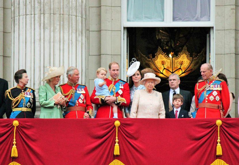 Filmy dla fanów brytyjskiej rodziny królewskiej