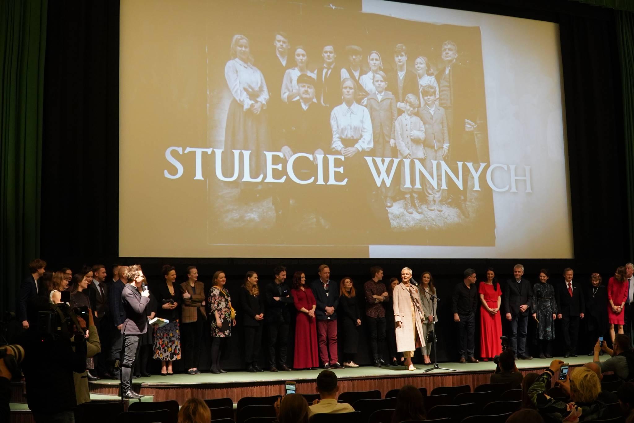 Stulecie Winnych – współczesna epicka produkcja na miarę Nocy i dni