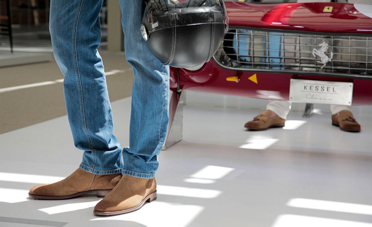 Przegląd modnych butów zimowych dla mężczyzny