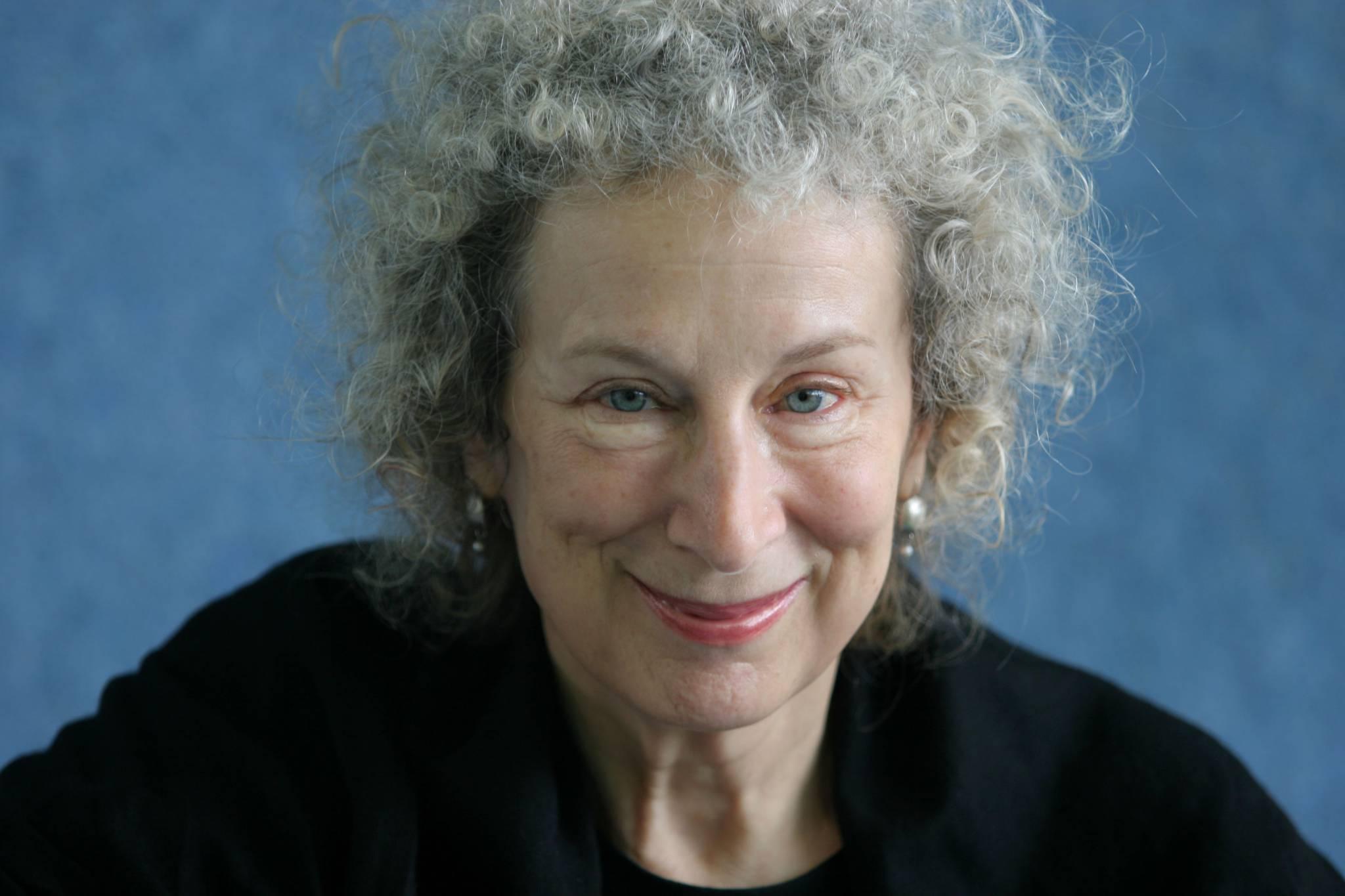 Margaret Atwood - Jestem za stara, żeby bać się wielu rzeczy