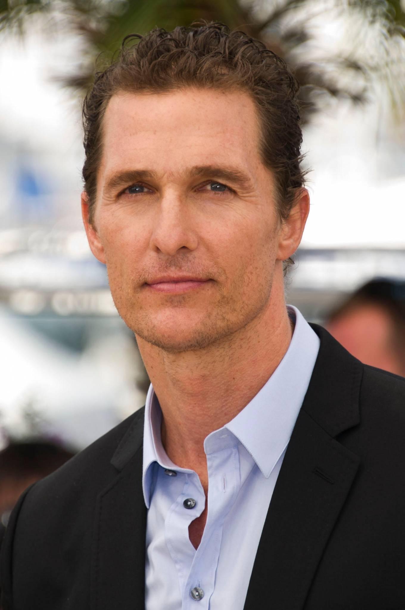 Matthew McConaughey: Oto ja