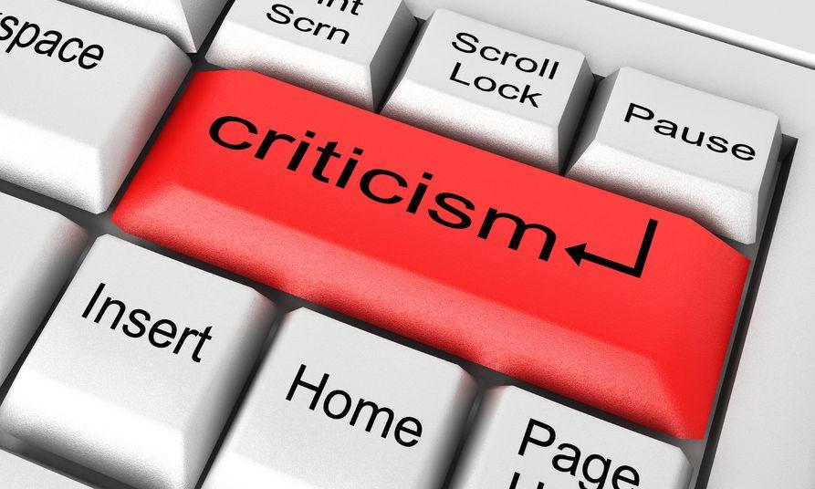 Jak przyjmować krytykę - 6 podpowiedzi