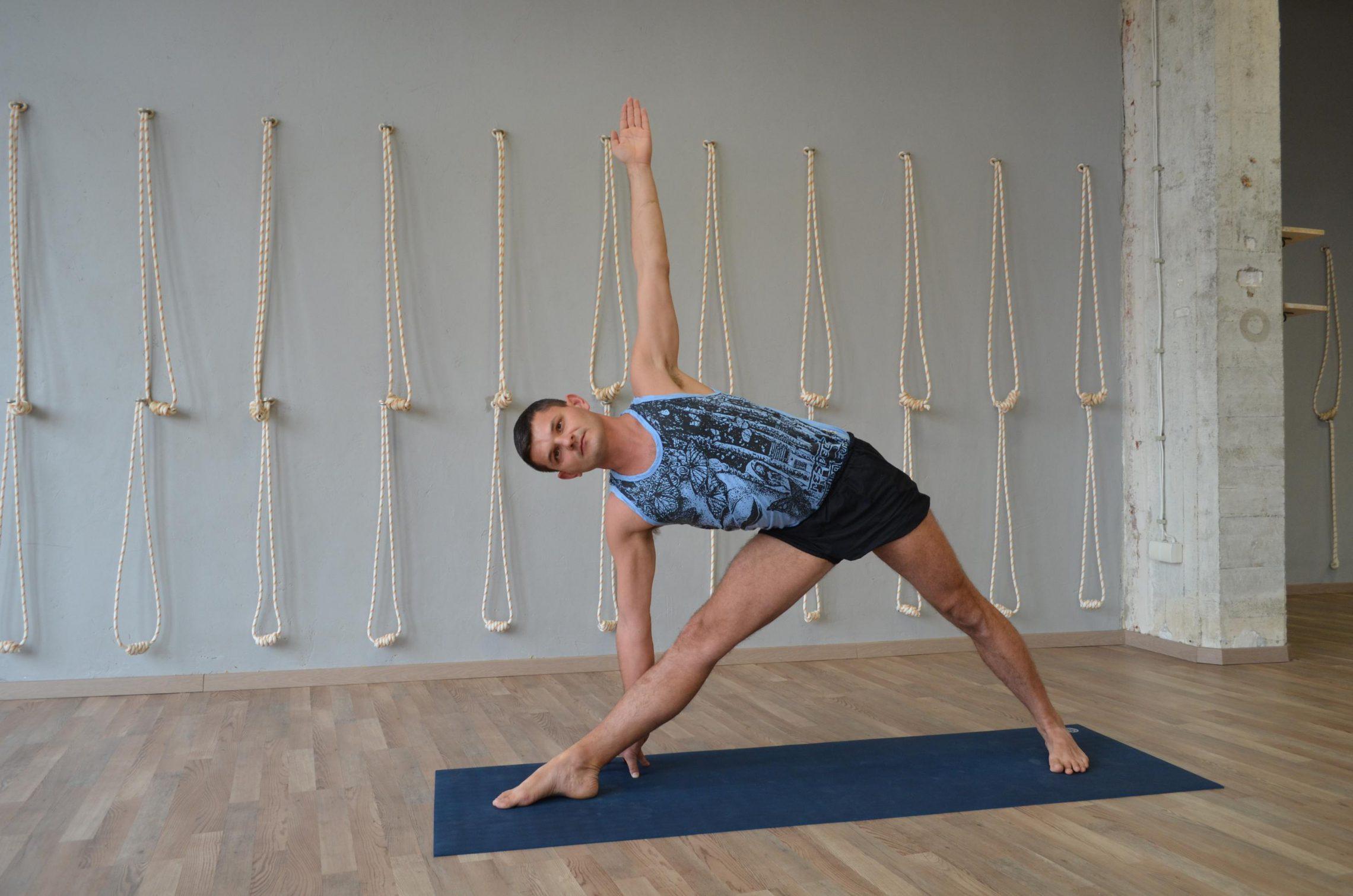 Wiosenny detoks z jogą