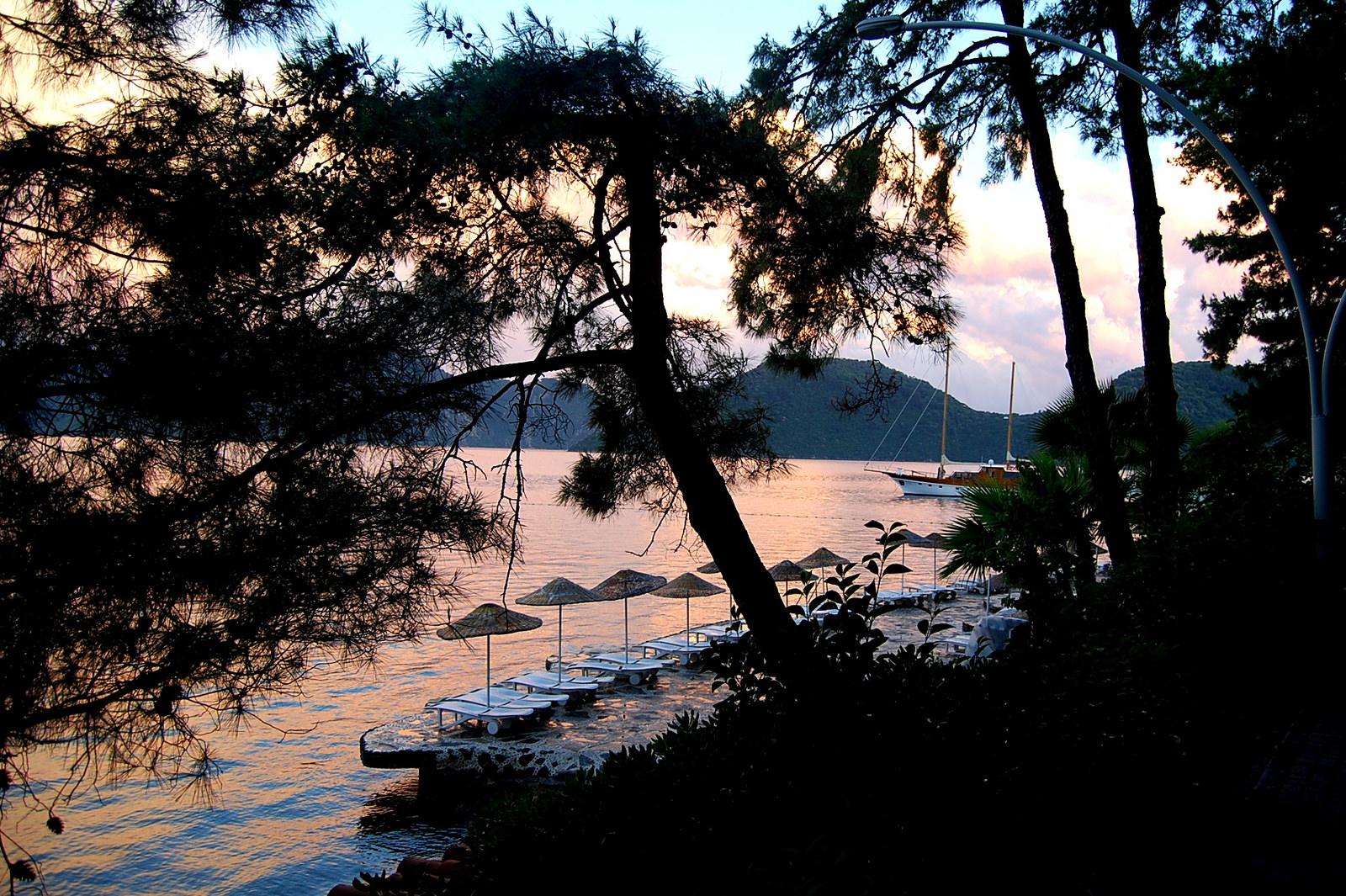 Wakacje w Turcji. Wybrzeże Morza Egejskiego