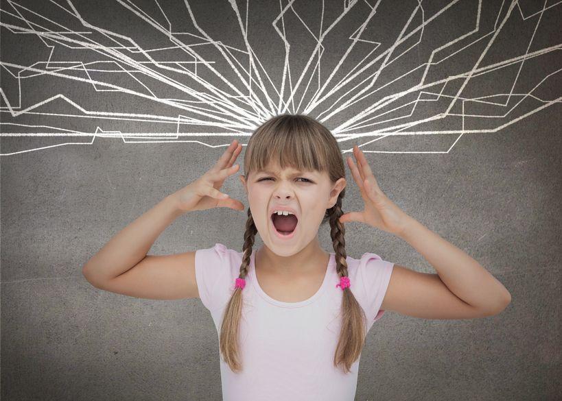 Pogotowie wychowawcze - agresja u dzieci