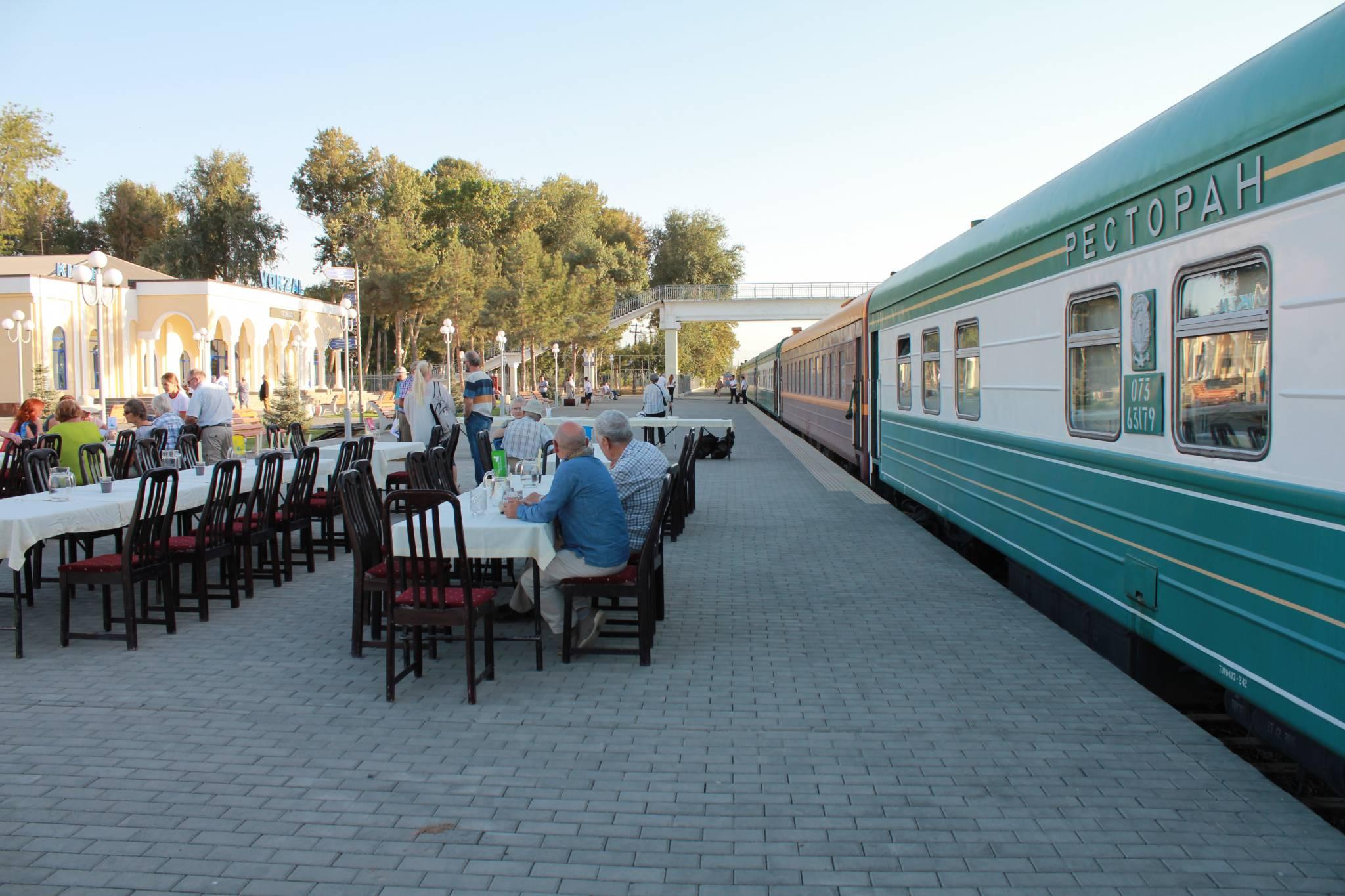 Slow travel - powolna podróż koleją