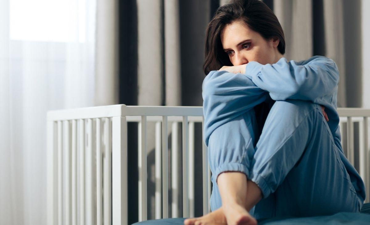 Depresja poporodowa - smutek nad kołyską