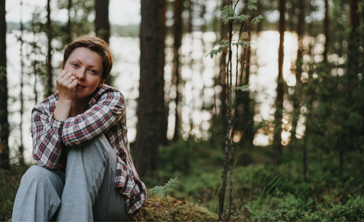 Walka ze stresem - kontakt z naturą