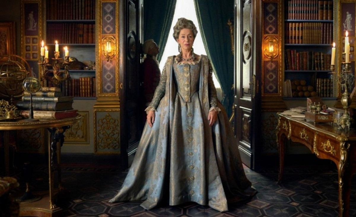 Helen Mirren w miniserialu HBO o Katarzynie Wielkiej!