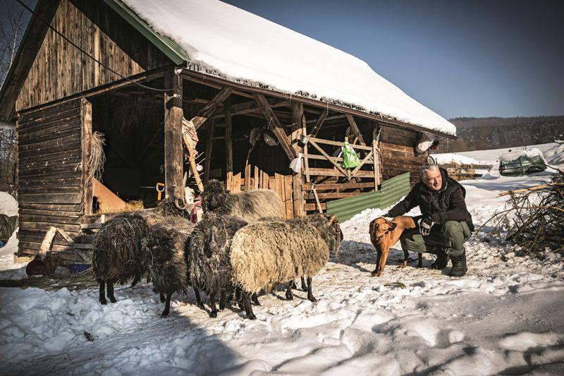 Andrzej Stasiuk: Ja piszę, więc nie żyję w świecie racjonalnym