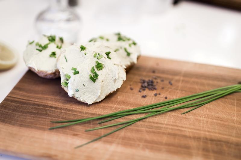 Pasta (bez)jajeczna z tofu