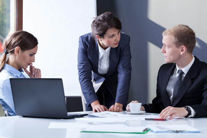Jakie błędy najczęściej popełniają szefowie?
