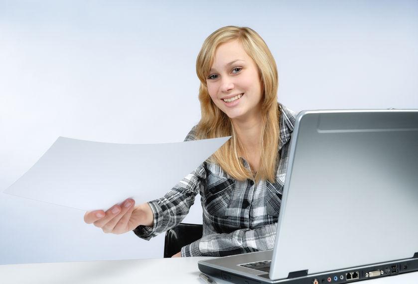 Co powinno znaleźć się w CV studenta?