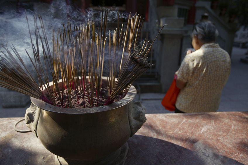 Śmierć - jaka jest wizja buddyjska?
