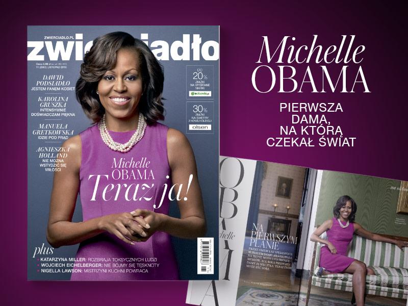 Listopadowe wydanie miesięcznika Zwierciadło już w sprzedaży!