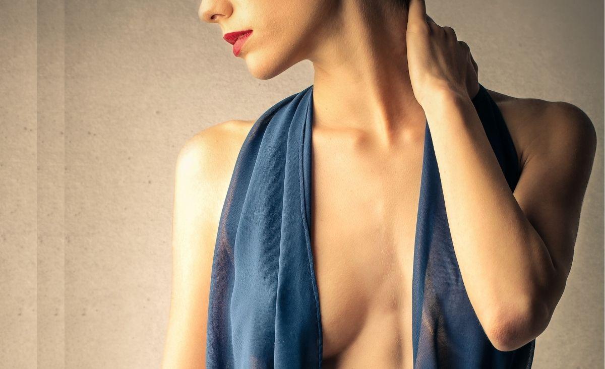 Piersi - drogocenna iwrażliwa część kobiecego ciała. Rozmowa z Wojciechem Eichelbergerem