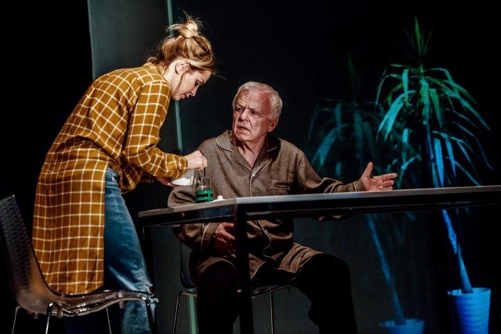 """""""Ojciec"""" w Teatrze Ateneum"""