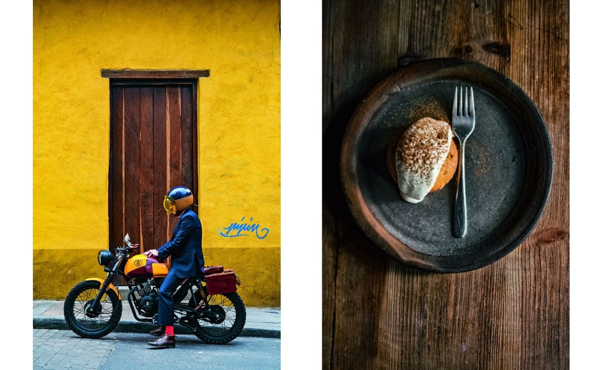 Fot. Jan Pawlak/La Ruina i Raj/ # Transeating