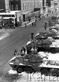 Zobacz materiały z okresu stanu wojennego