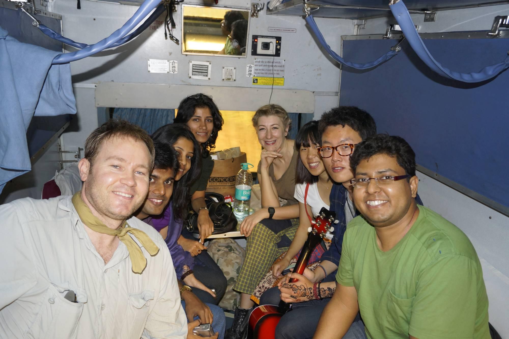Wyjeżdżamy z Mumbaju…