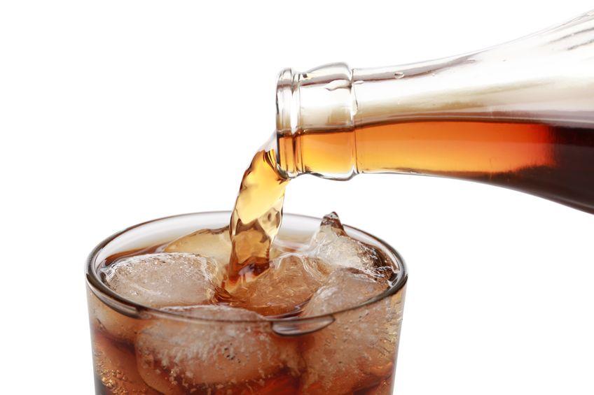 Zrezygnuj z napojów gazowanych