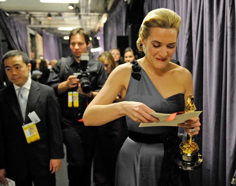 Kate Winslet: Niezatapialna